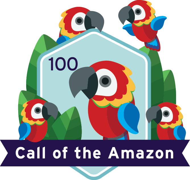 Call of the Amazon