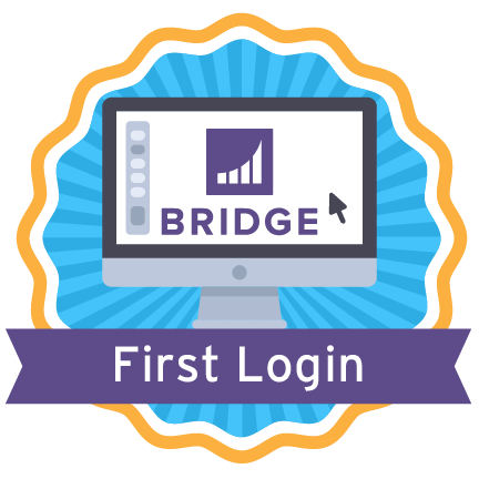 Bridge First Login