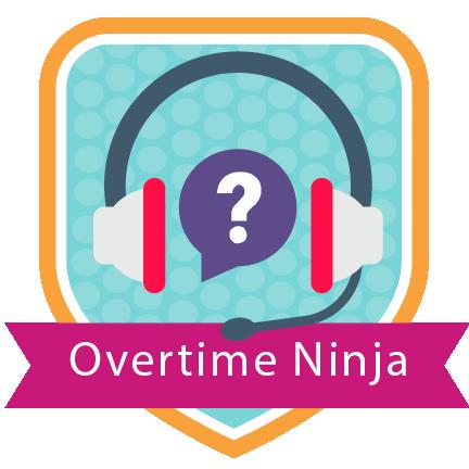 Overtime Ninja