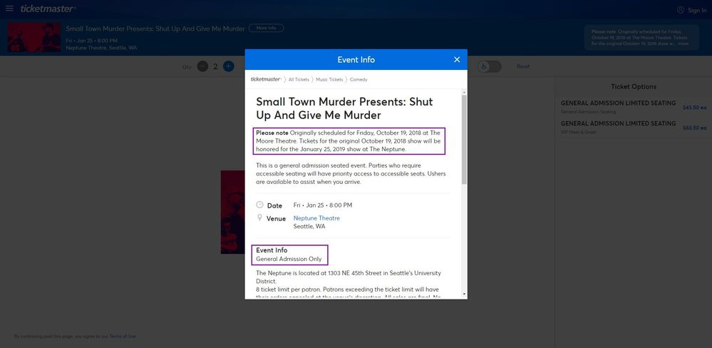 Screenshot of Tickets _ Small Town Murder Presents_ Shut Up And Give Me Murder - Seattle, WA at Ticketmaster.jpg