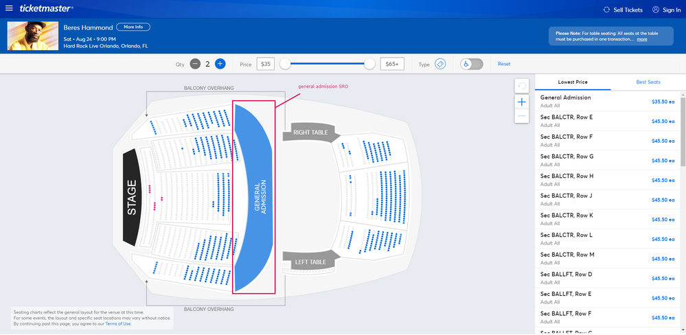 Screenshot of Tickets _ Beres Hammond - Orlando, FL at Ticketmaster.png